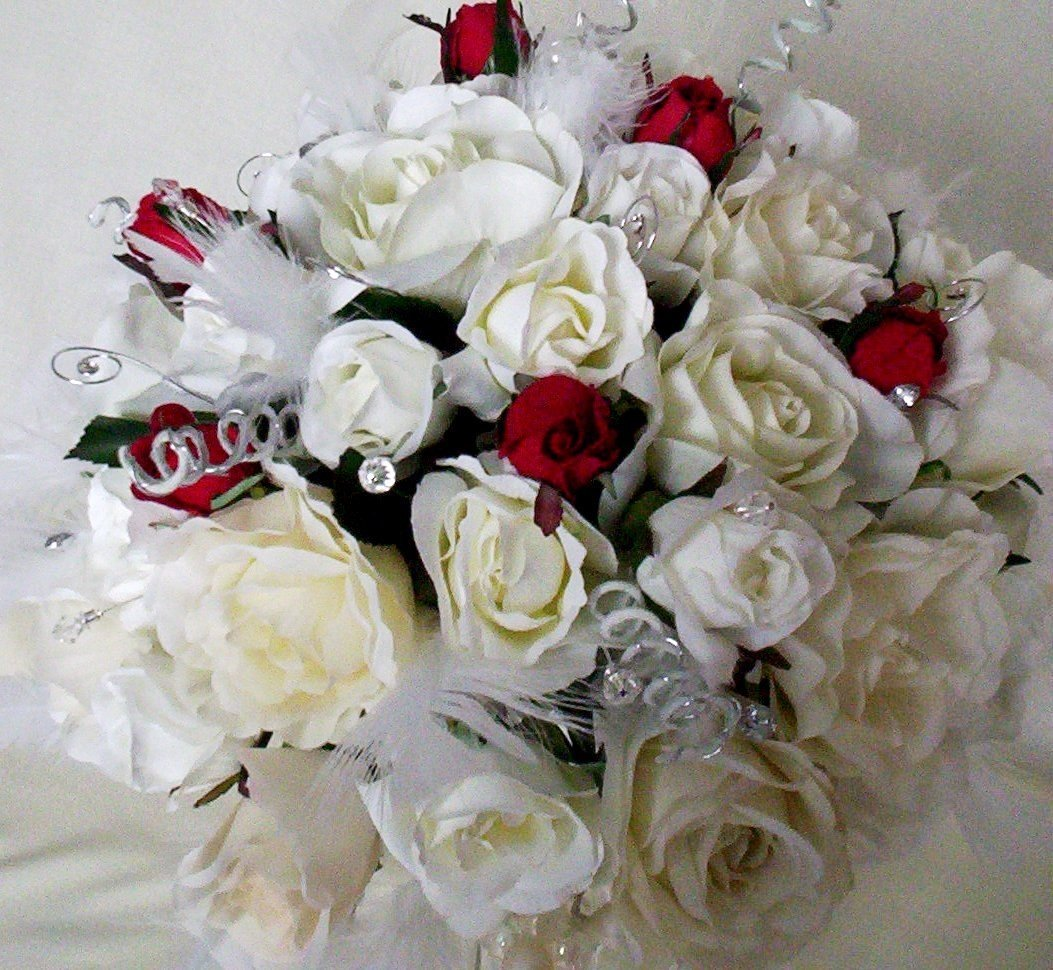 Cheap Silk Bridal Bouquets - Wedding and Bridal Inspiration