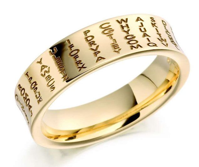 Tips for obtaining engraved wedding bands wedding and for Wedding ring engraving