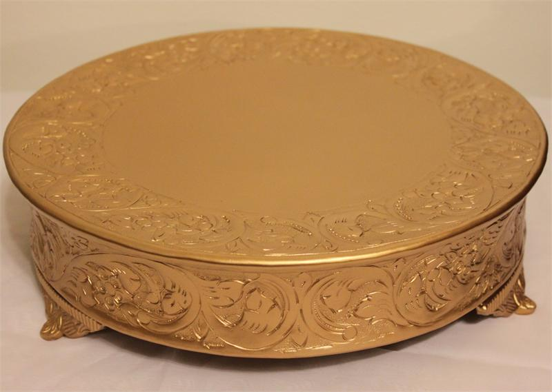 Shop for gold wedding cake stand online at Target. Free shipping on purchases over $35 and save 5% every day with your Target REDcard.