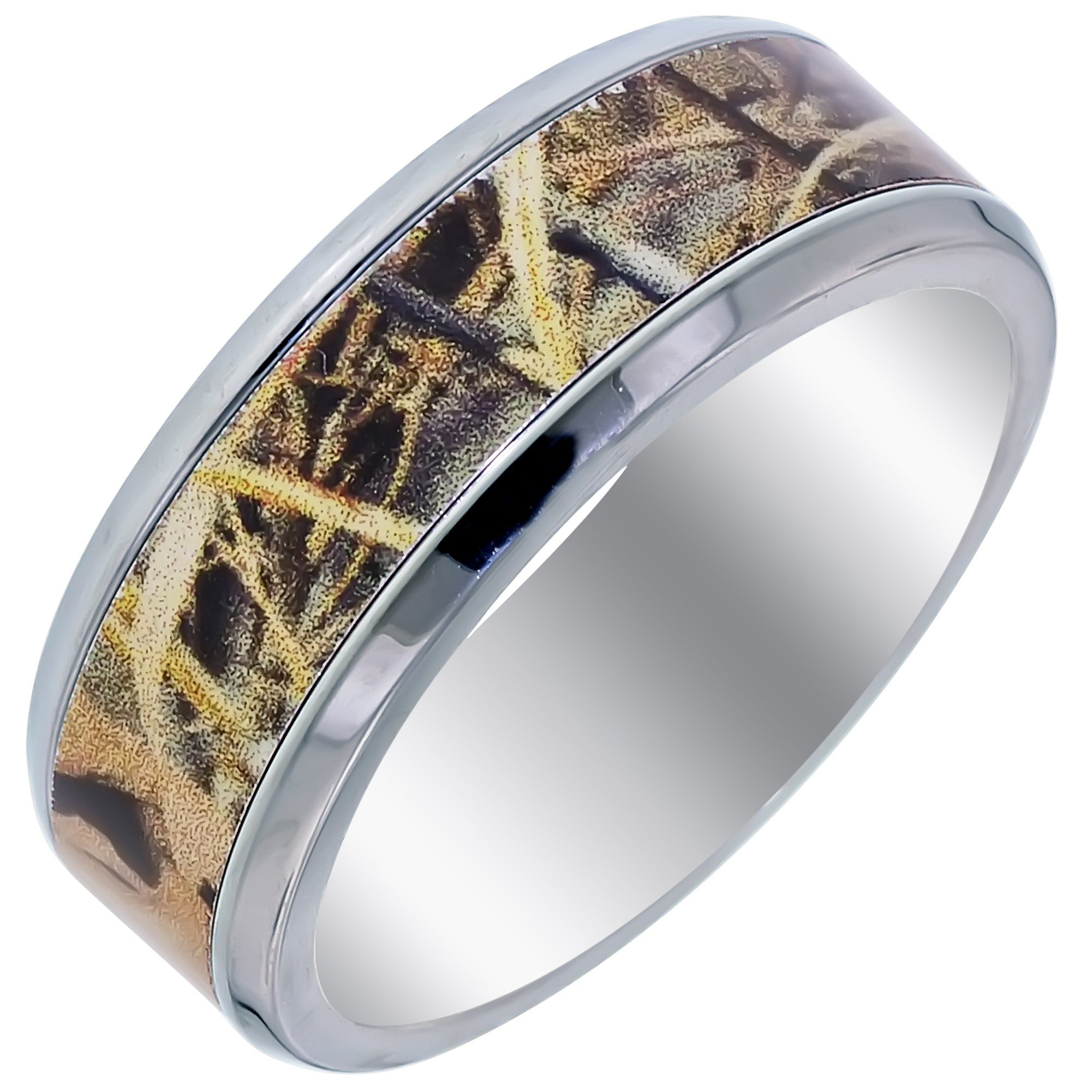 Mens camo wedding bands wedding and bridal inspiration for Camo mens wedding rings