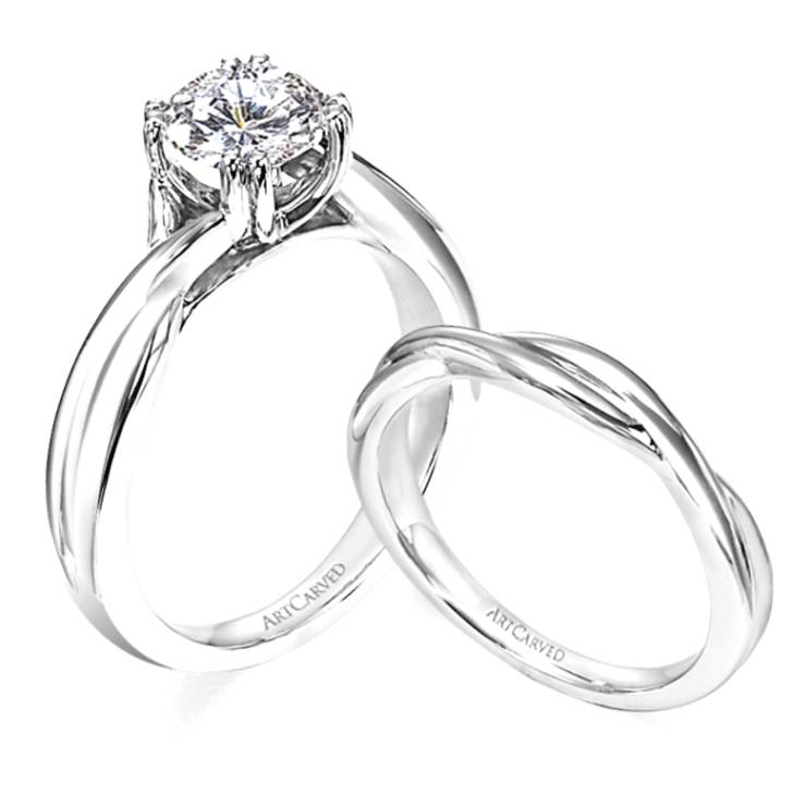 Platinum Wedding Band Sets Wedding And Bridal Inspiration