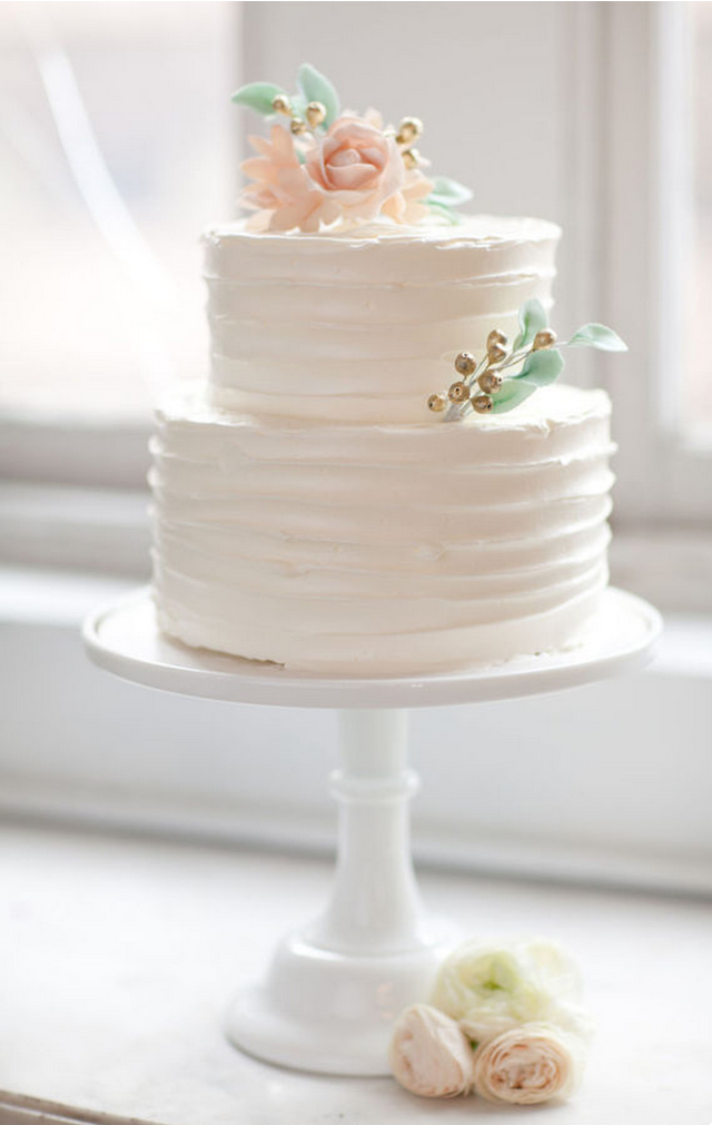 Simple Wedding Cakes Pinterest - Wedding and Bridal ...
