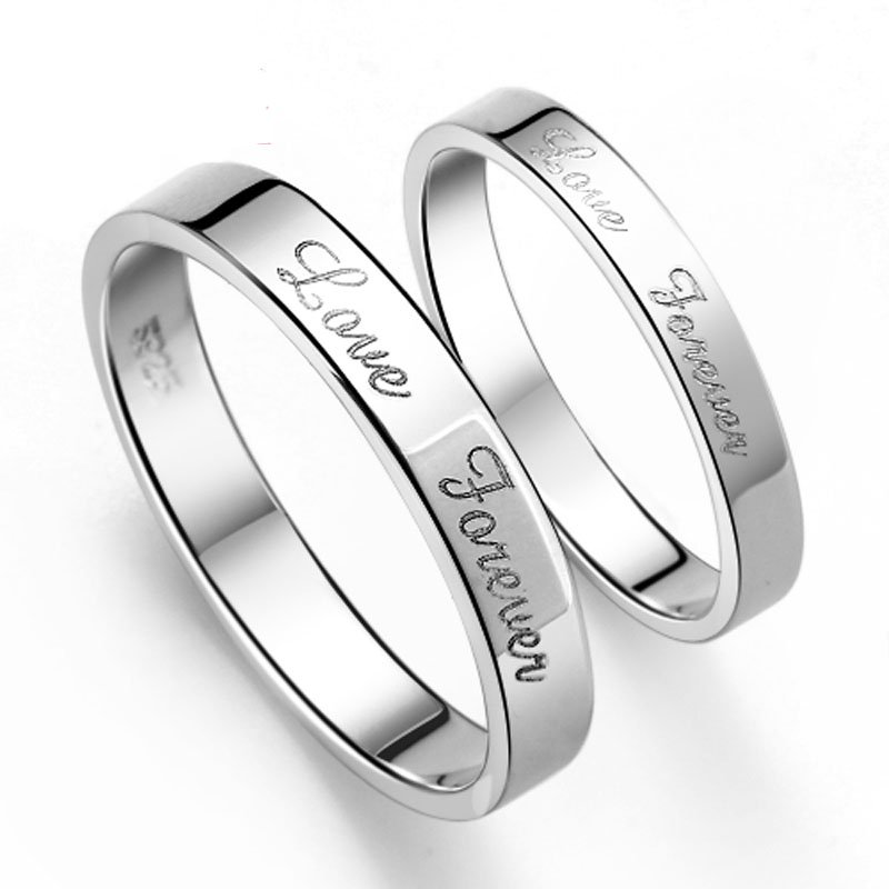 sterling silver matching wedding bands wedding and
