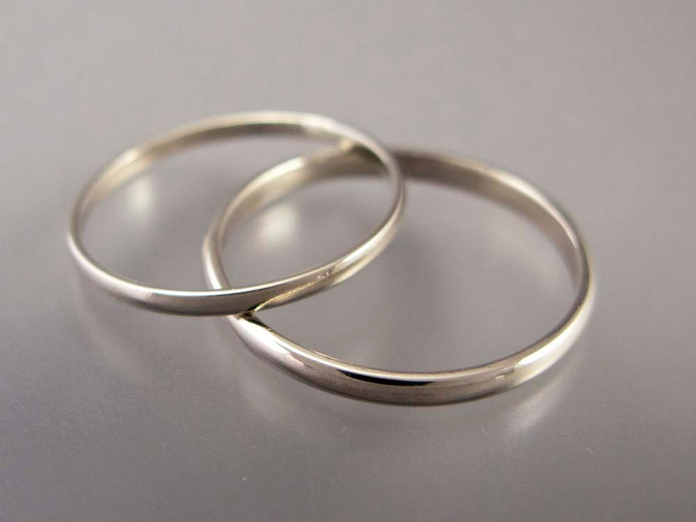 Thin White Gold Wedding Band  Wedding And Bridal Inspiration. Long Rings. Court Wedding Wedding Rings. Bishop Rings. Pooja Name Engagement Rings. Alternative Engagement Engagement Rings. Design Man Rings. Pinky Promise Wedding Rings. Jewelry Design Rings