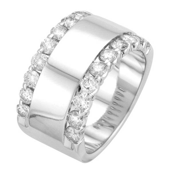 wide wedding bands for women with diamonds wedding and