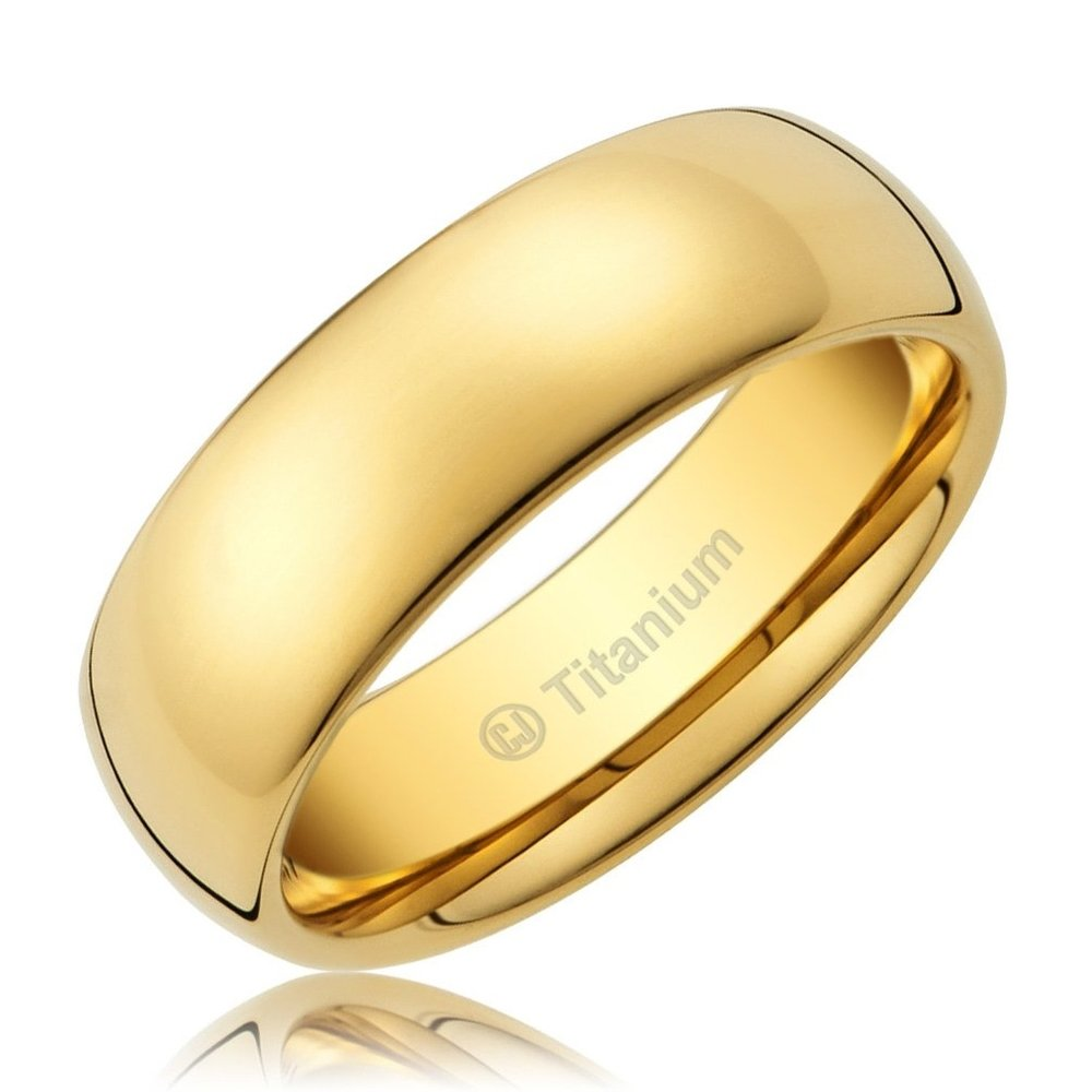 8mm gold wedding band wedding and bridal inspiration