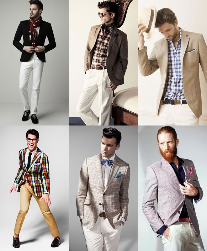 Casual Wedding Outfit For Men