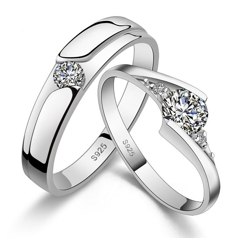 cheap wedding band sets his and hers wedding and bridal