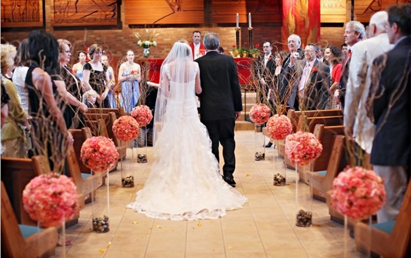 church wedding ceremony decoration ideas wedding and