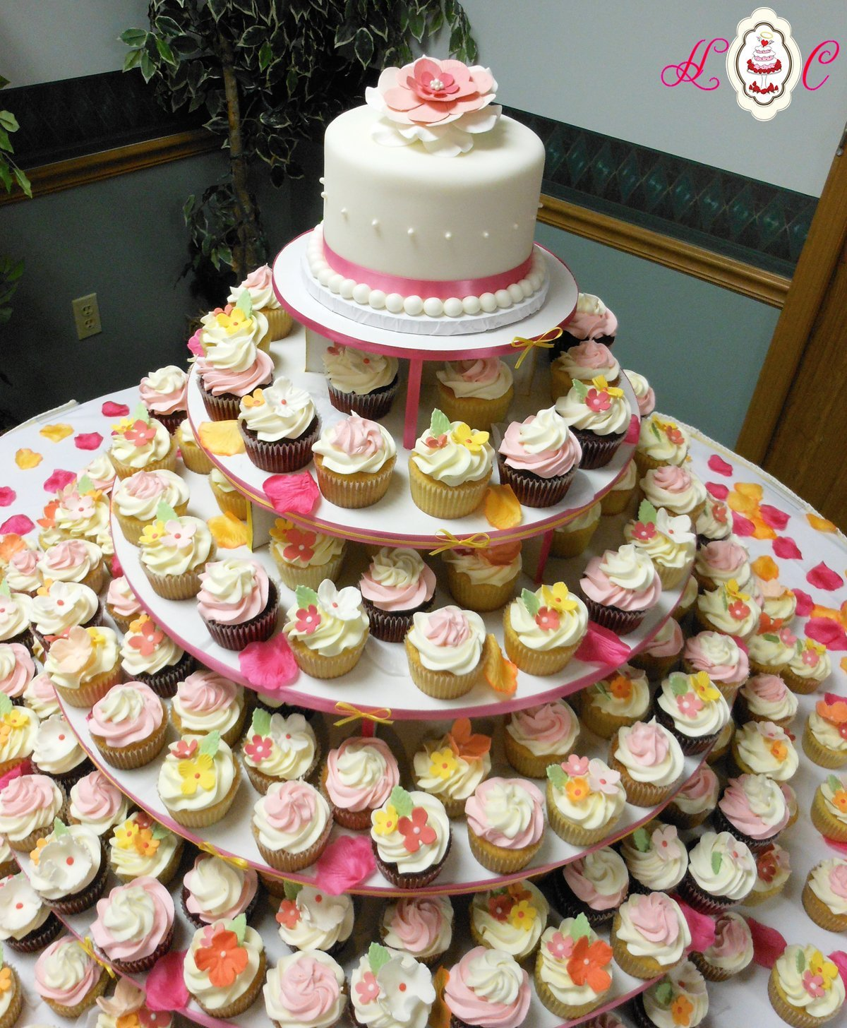 Have You Considered Cupcake Wedding Cakes Wedding and