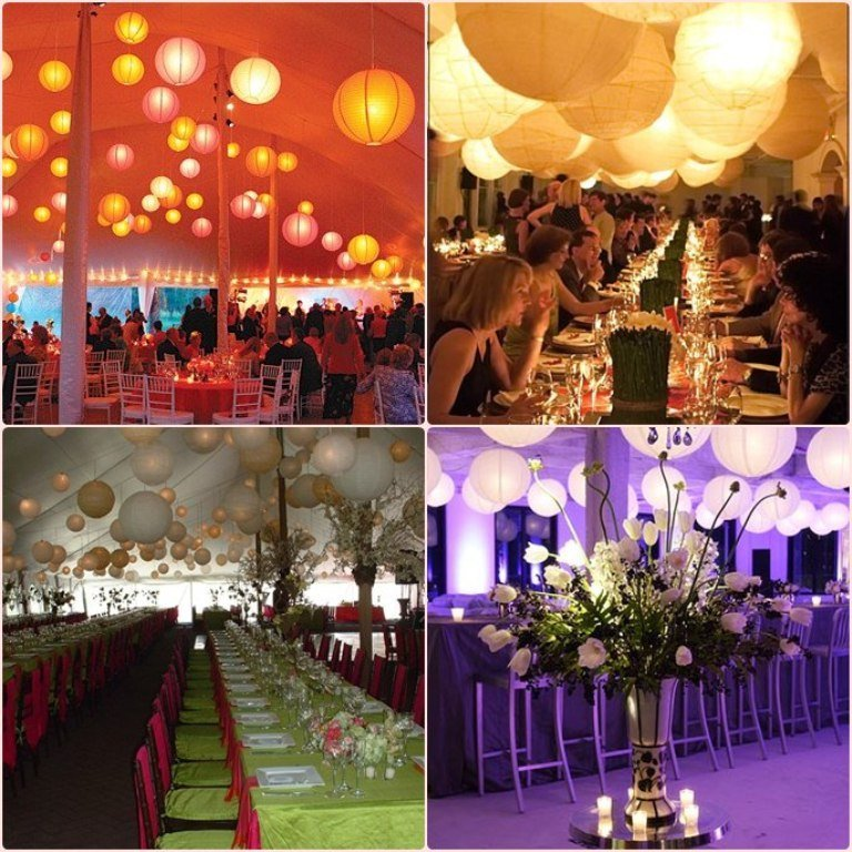 Diy wedding decorations for reception and bridal