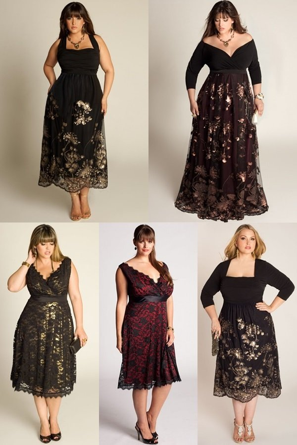 Plus Size Wedding Guest Outfits - Wedding And Bridal Inspiration