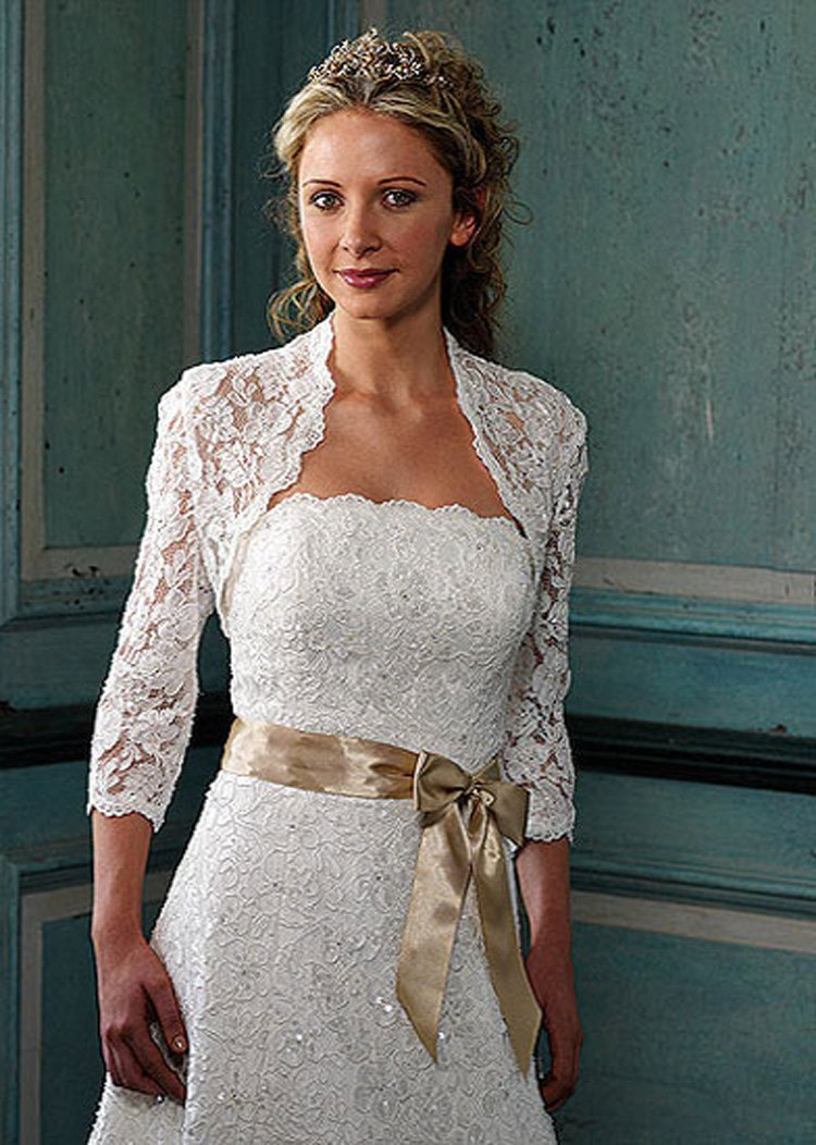 Wedding Outfits For Older Brides