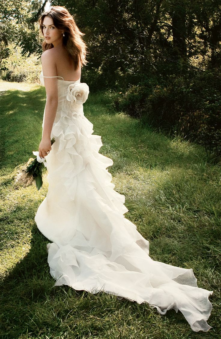 Pinterest Backless Wedding Dress