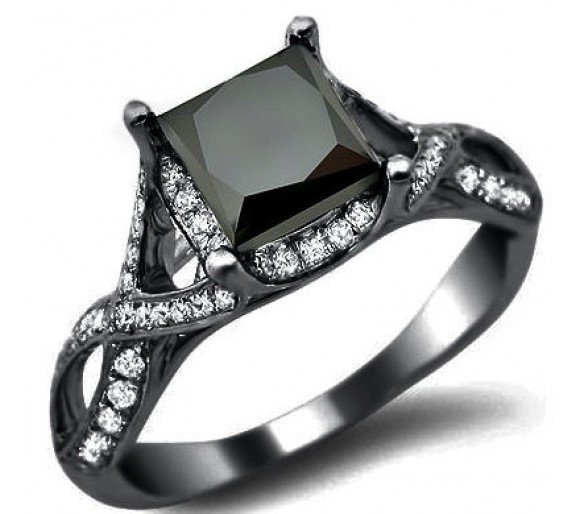 black gold wedding rings for women wedding and bridal