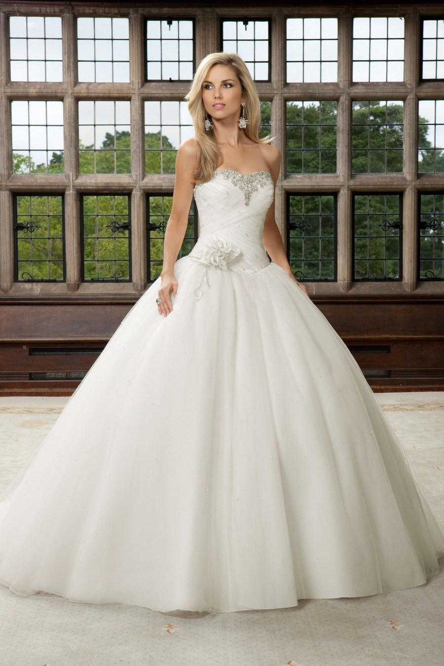 cinderella ball gown wedding dress wedding and bridal On dresses that look like wedding dresses