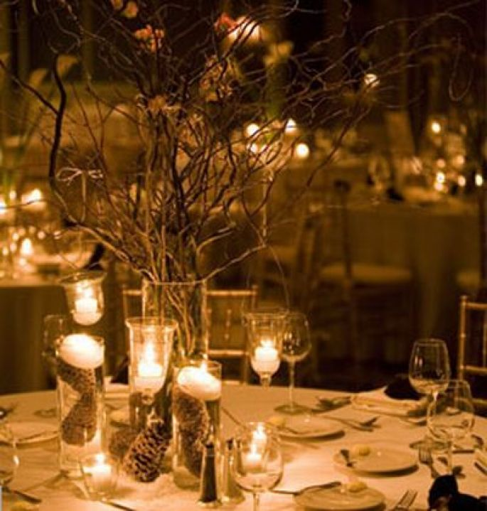 Fall Wedding Decoration Ideas On A Budget: Fall Wedding Centerpiece Ideas On A Budget