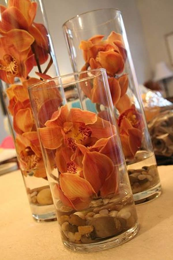 Fall Wedding Centerpieces On A Budget Wedding And Bridal
