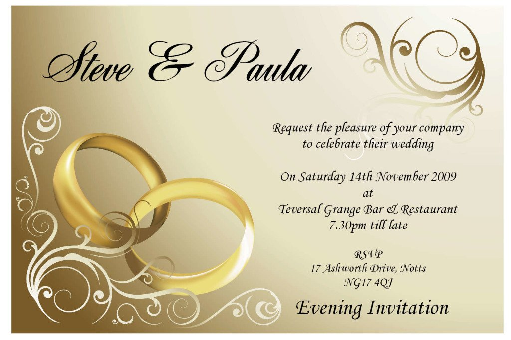 wedding invitation card template wedding and bridal inspiration