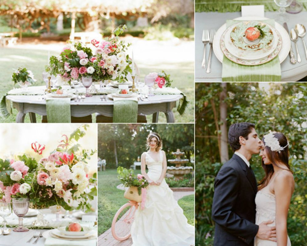 country wedding ideas for spring wedding and bridal