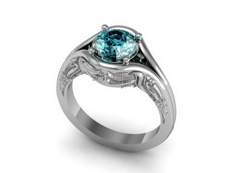 Custom Engagement Rings Design Your Dream Ring Wedding and Bridal Inspira