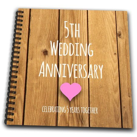 Fifth Wedding Anniversary Gifts for Her - Wedding and ...