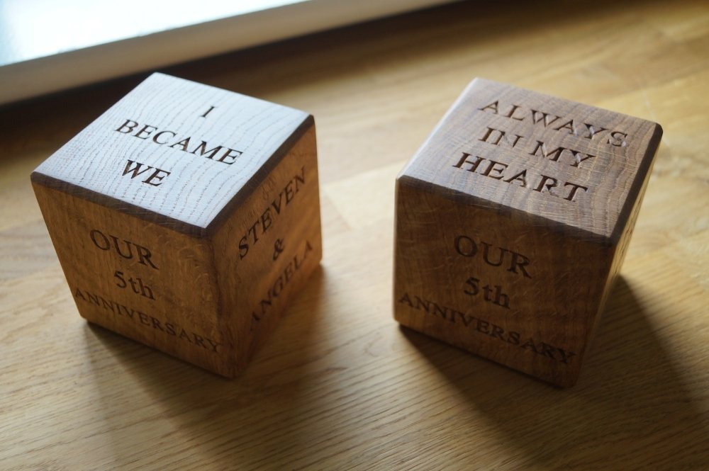 Five Year Wedding Anniversary Gifts: Gifts For 5 Year Wedding Anniversary