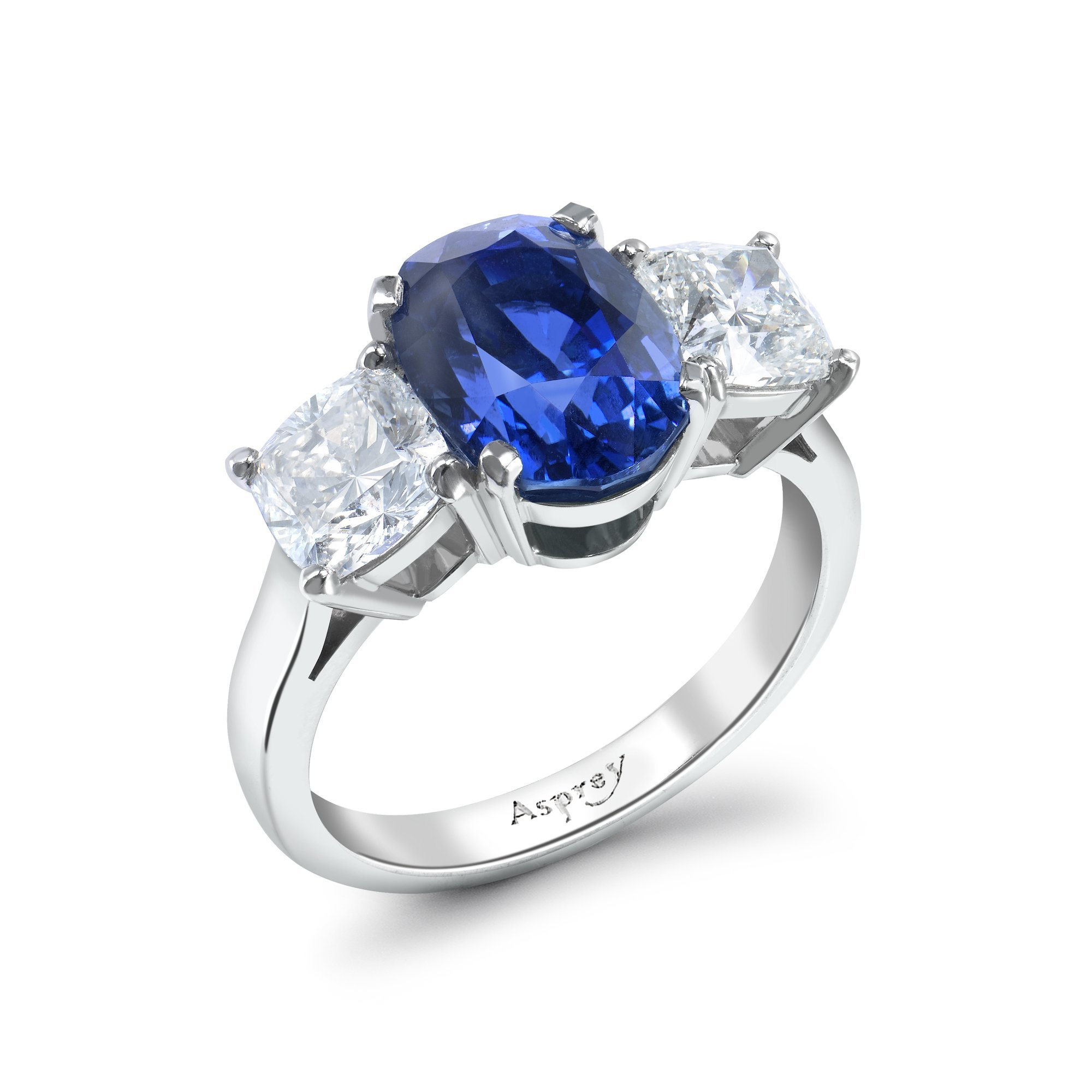 Sapphire Engagement Rings Tiffany Wedding and Bridal Inspiration