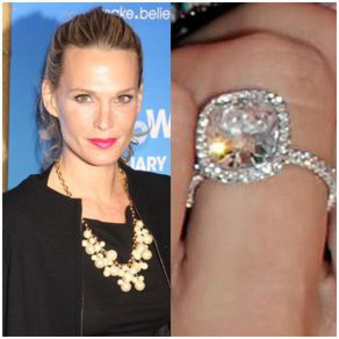 Celebrity Wedding And Engagement Rings: Unique Celebrity Engagement Rings