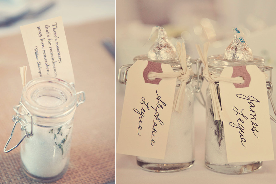Wedding Reception Favors Ideas - Wedding and Bridal Inspiration