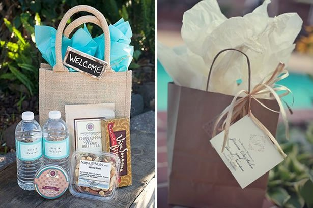 Gift Bags For Weddings For Hotel Guests: Gift Bags For Wedding Guests At Hotel