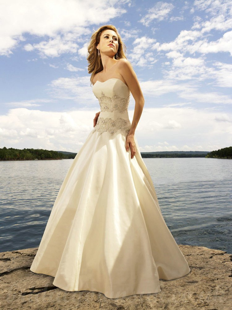 ivory beach wedding dresses wedding and bridal inspiration