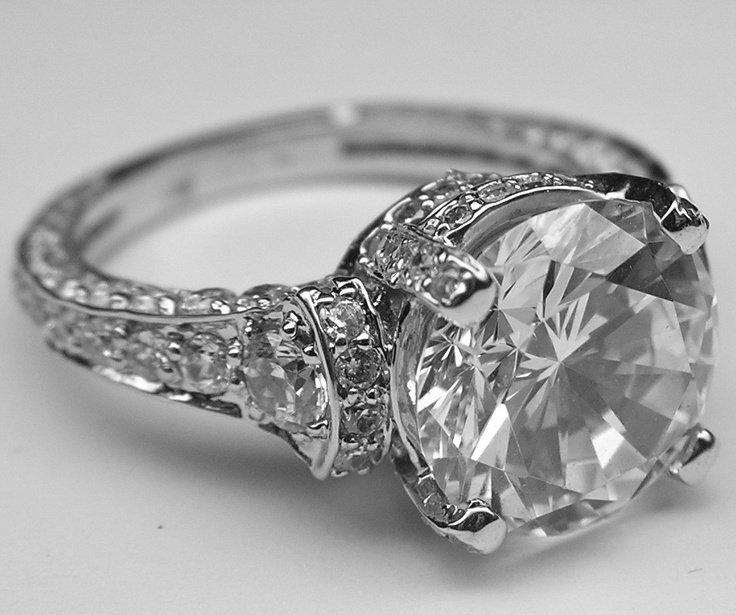 vintage cartier engagement rings wedding and bridal inspiration. Black Bedroom Furniture Sets. Home Design Ideas