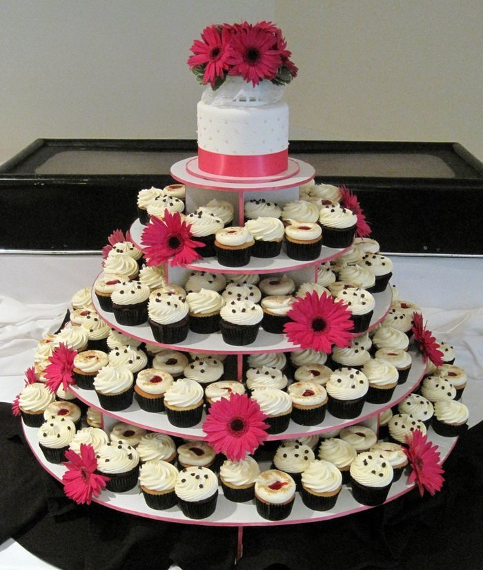 Wedding Cupcake Decorating Ideas And Bridal