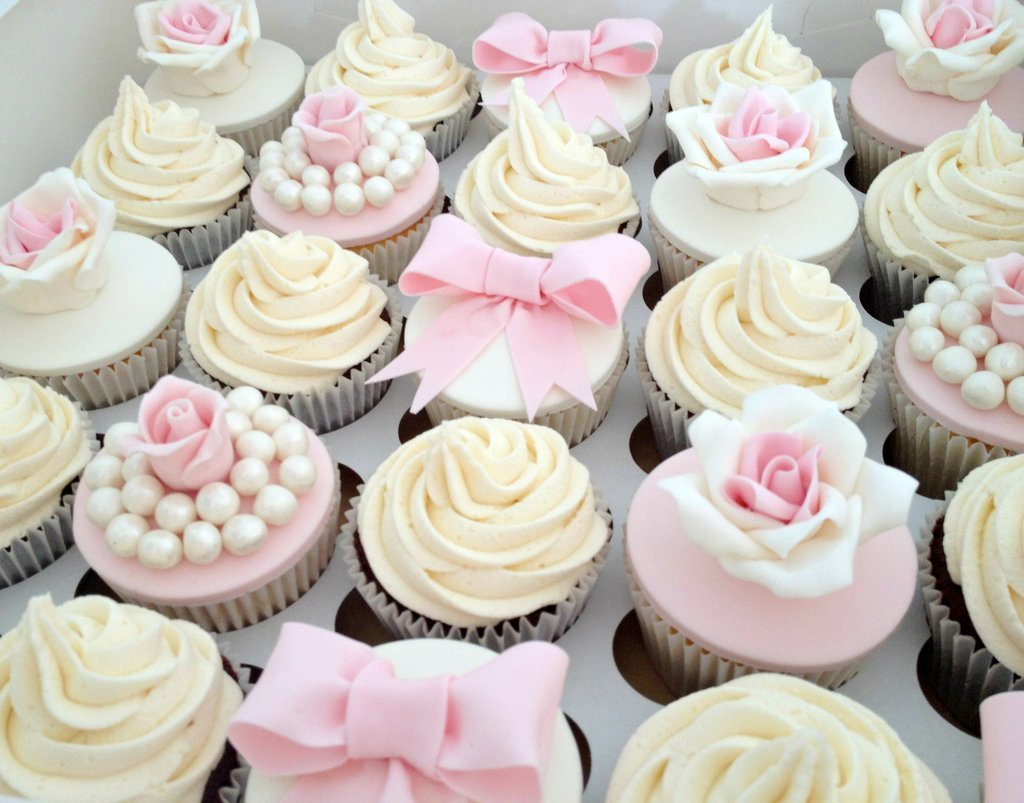 Wedding Cupcakes – Tie the Knot with a Sweet Trend