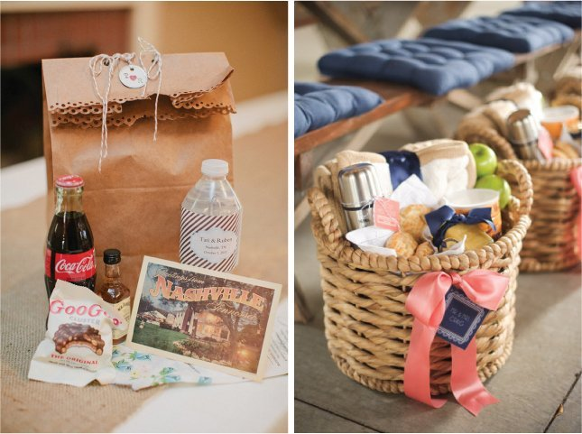 Wedding Fair Gift Bag Ideas : Wedding Gift Bags for Out of Town Guests - Wedding and Bridal ...