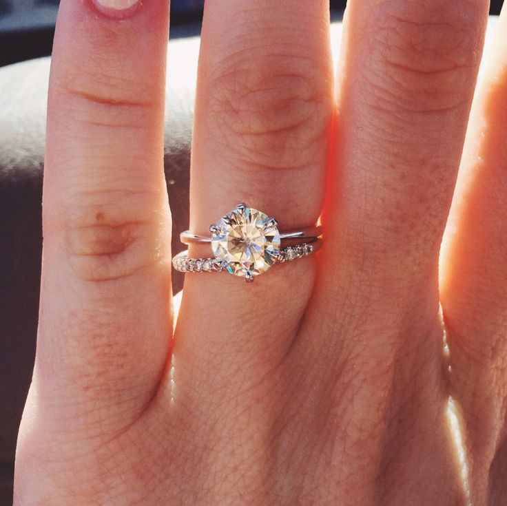 1 5 Carat Solitaire Engagement Ring Wedding and Bridal Inspiration