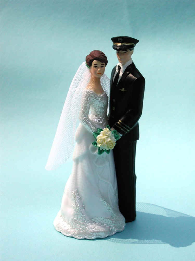 Air force wedding cake toppers wedding and bridal for Air force decoration writing