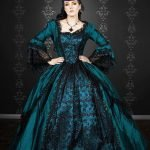 Blue wedding dress meaning wedding and bridal inspiration for Black wedding dresses meaning