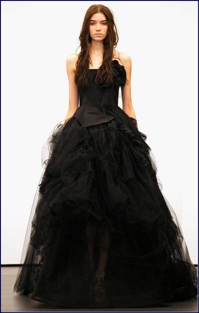 black wedding dresses meaning wedding and bridal inspiration