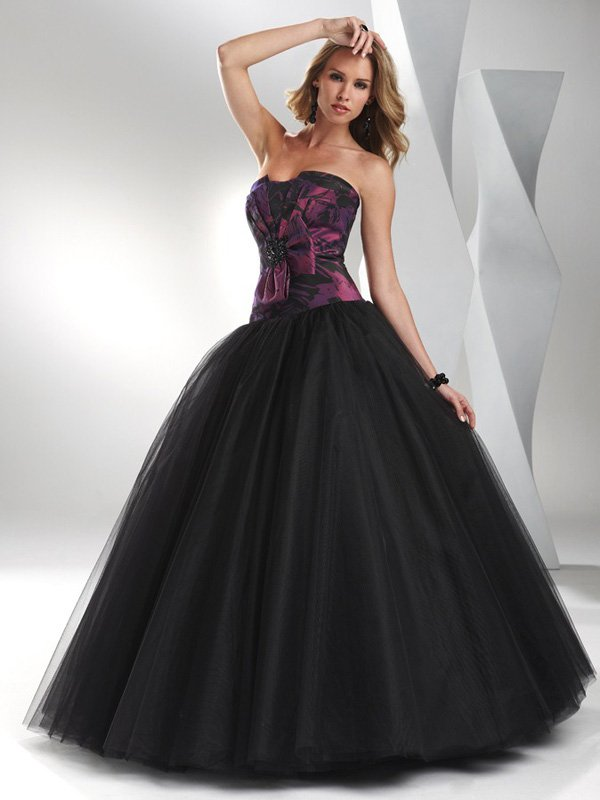 purple and black wedding dress wedding and bridal