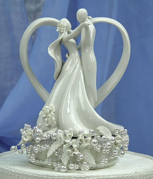 Religious Wedding Cake Toppers - Wedding and Bridal ...