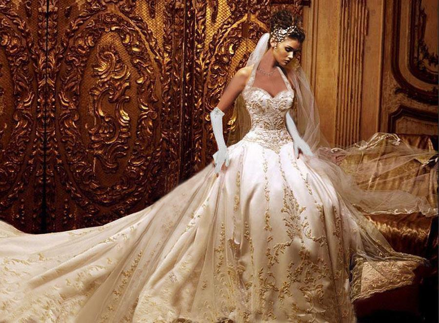 The most beautiful wedding dress in the world wedding for World s most beautiful wedding dress