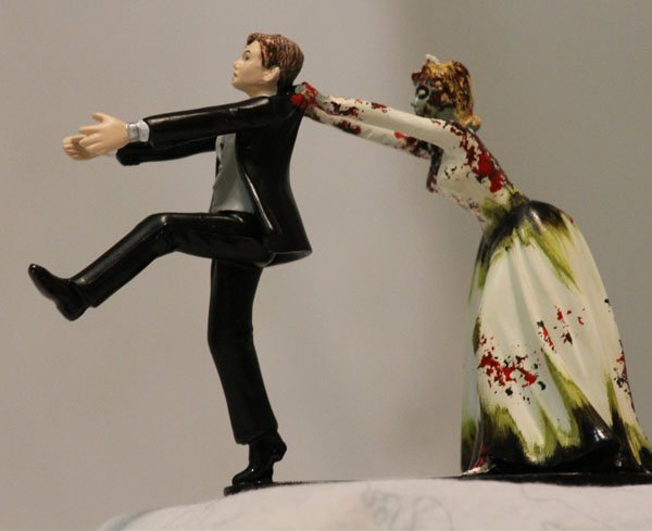 Zombie Wedding Gifts: Wedding And Bridal Inspiration