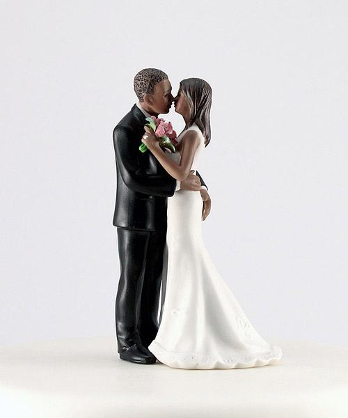 African American Cake Toppers For Wedding Cakes