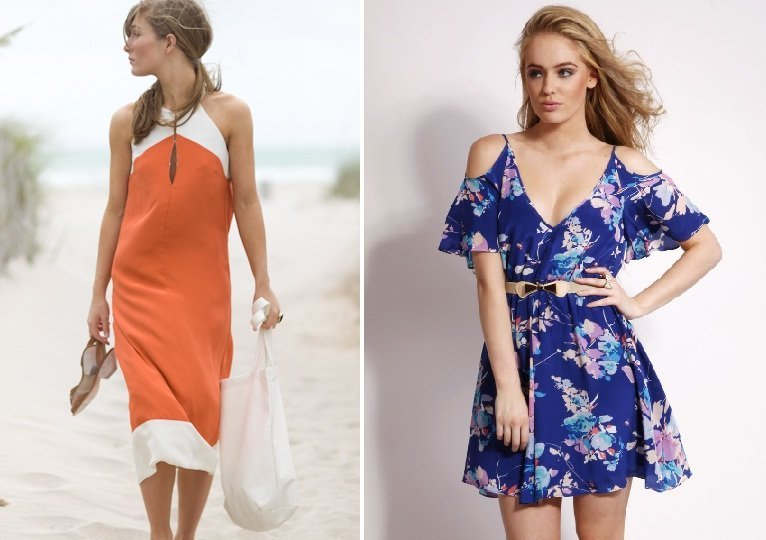 Casual Beach Wedding Dresses For Guests