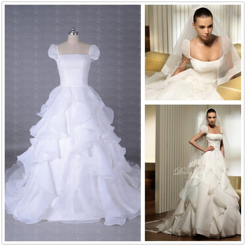 Corset style wedding dresses wedding and bridal inspiration for Wedding dress bustier corset