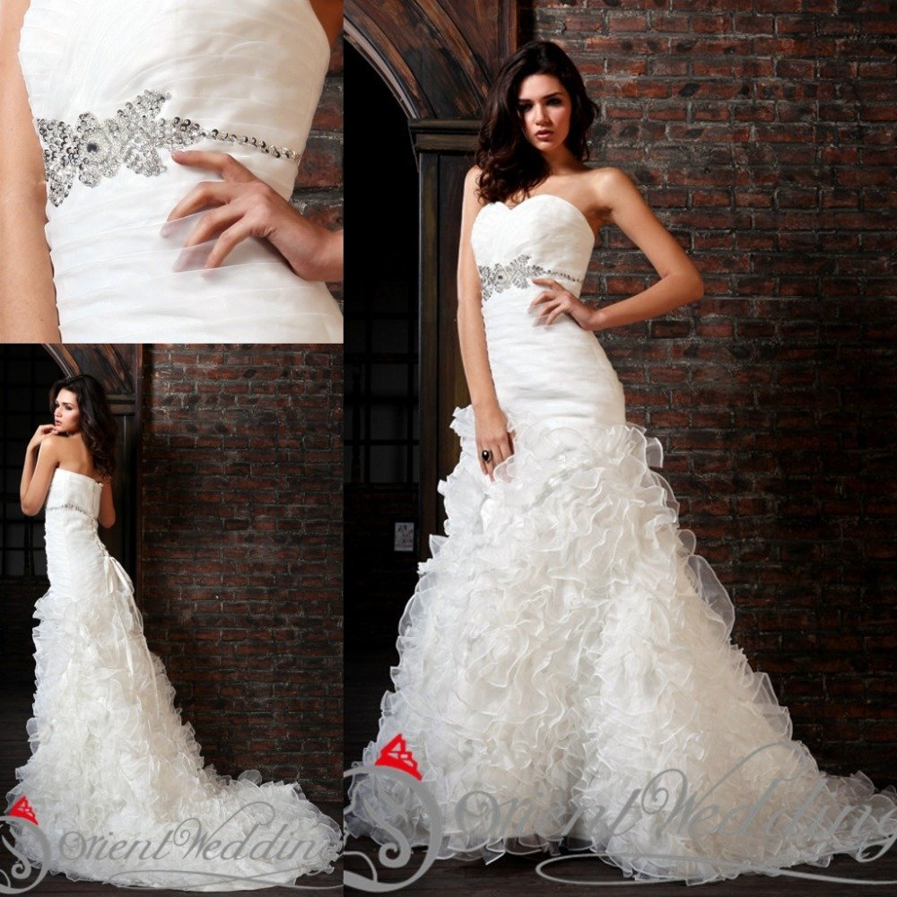 Western Style Wedding Gowns: Country Western Style Wedding Dresses