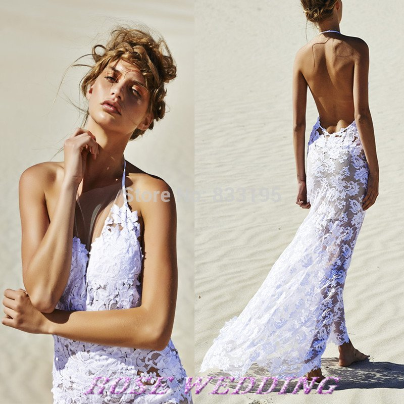 Couture Beach Wedding Dresses