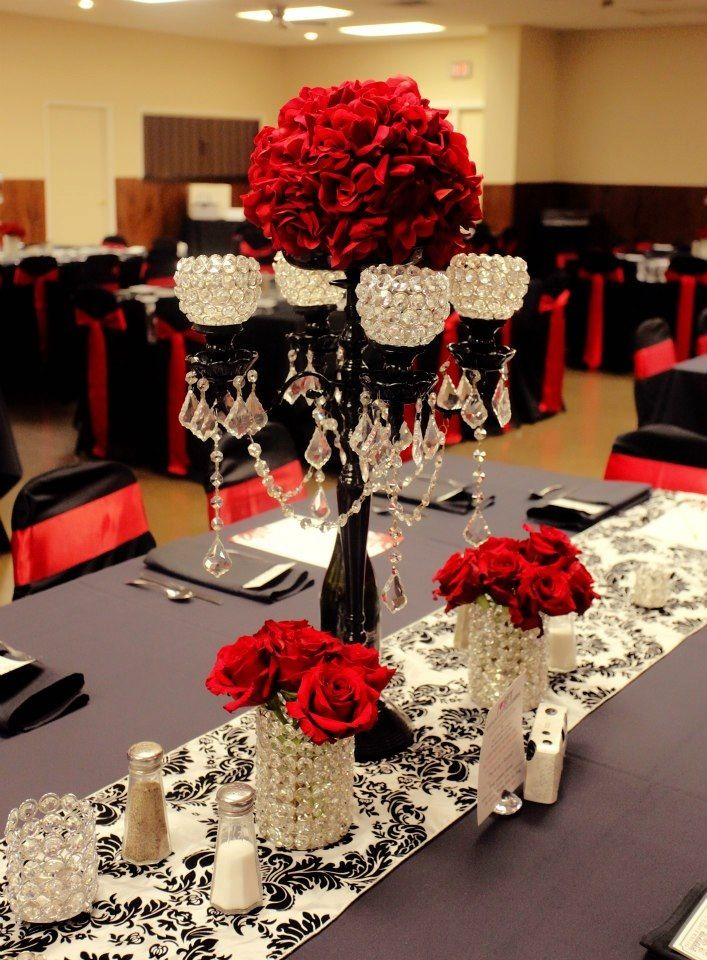 Damask Wedding Decor Wedding And Bridal Inspiration